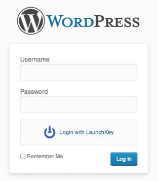 Избавляемся от паролей в wordpress