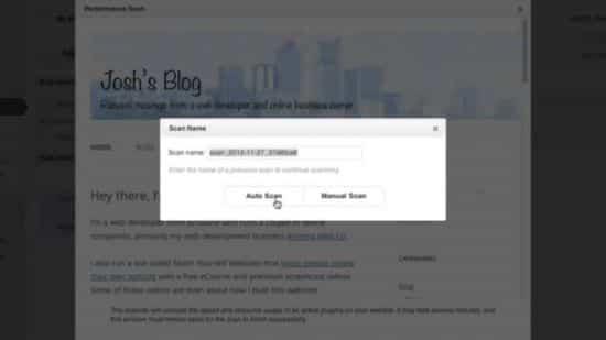 Анализ плагинов WordPress на скорость загрузки при помощи P3 Plugin Performance Profiler.