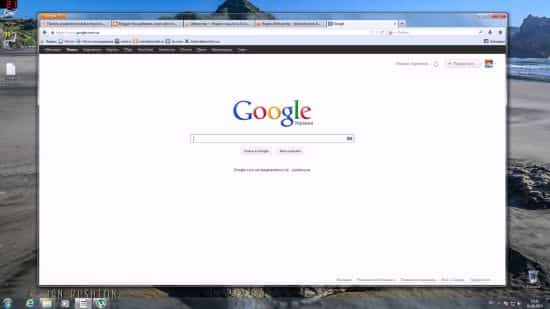 Панель Вебмастера Google.