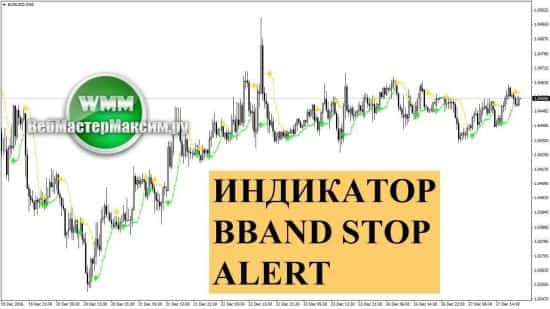 Индикатор Bband stop alert. Хотите скачать? Не проблема!