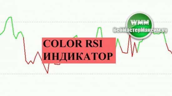 Color RSI индикатор — классический инструмент с доработками