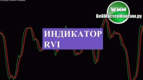 Индикатор RVI. Сравнение, математика, стратегия и больше