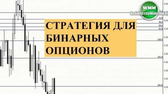 Стратегия для бинарных опционов «Фибоначчи»
