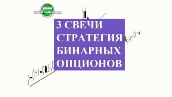 3 свечи стратегия бинарных опционов. Интересная закономерность