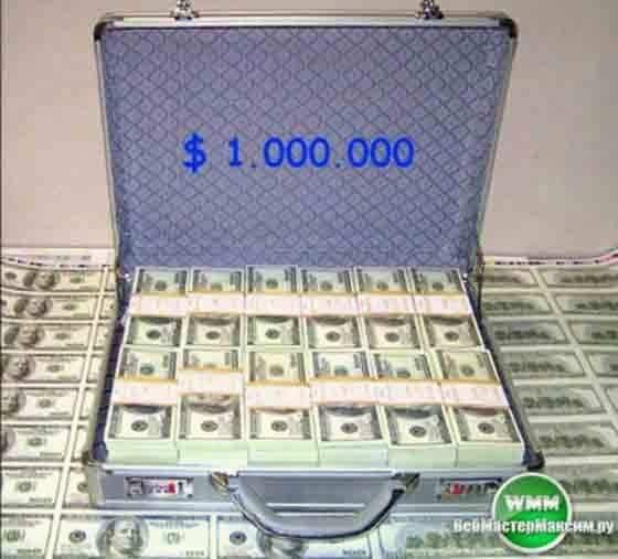 зарабатывать миллион долларов 1