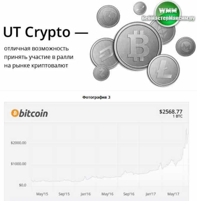 инвестиционный портфель utcrypto