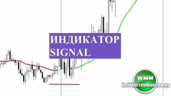 Индикатор Signal и мысли о фильтрации