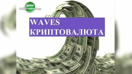 Waves криптовалюта. Задействованы базы данных