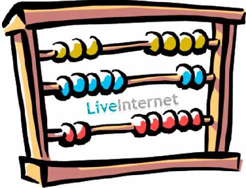 Делаем валидный счётчик LiveInternet.