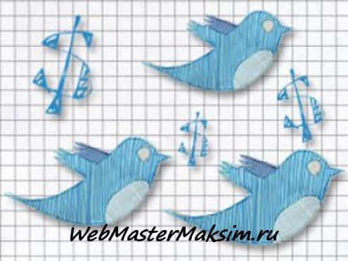 Автоматические ретвиты для каждого нового поста или  SMO для SEO.